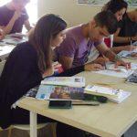 法国朗格圣母院的学生