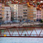 里昂的罗纳河